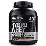 Optimum Nutrition Platinum Hydro Whey, Proteinas Whey en Polvo, Proteina de Suero para Masa Muscular y Musculacion, Fuente de...