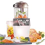 Ninja Nutri Bowl Duo – NN100UK – Silver