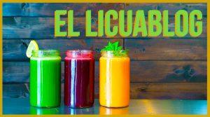 zumos licuadora