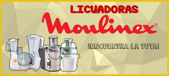 Moulinex, una buena marca de licuadoras
