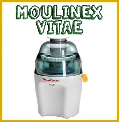 Licuadora Moulinex Vitae: pequeña pero eficaz