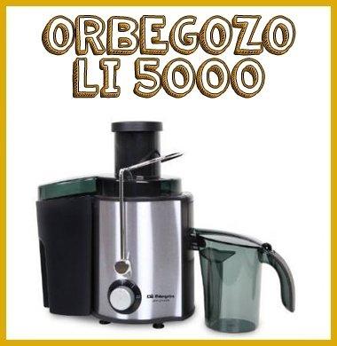 Orbegozo LI5000: ¿vives en pareja y os apasionan los zumos?