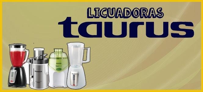 Modelos de licuadoras taurus