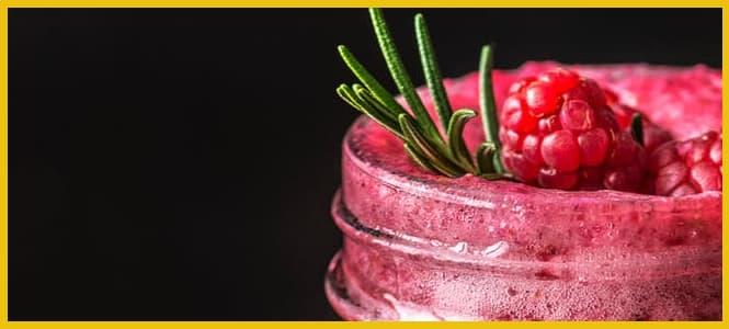 como preparar smoothies de frutas