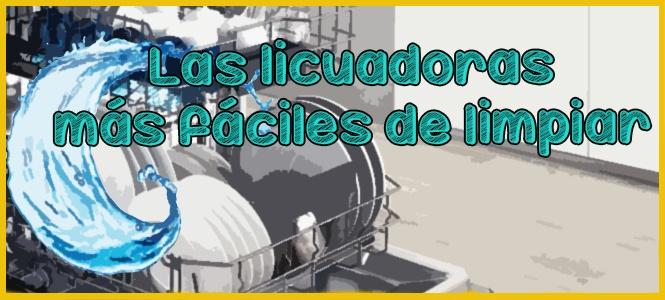 licuadora facil limpieza 2019