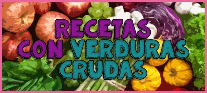 recetas de verduras crudas para licuadora