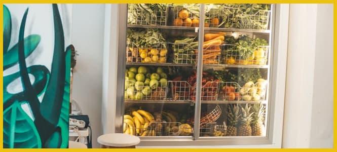 Conservación Frigorífica de Frutas y Hortalizas