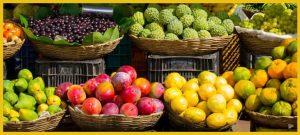 ¿Cómo conservar frutas y verduras: en la nevera o fuera?