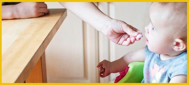 Papillas de frutas para bebés por meses