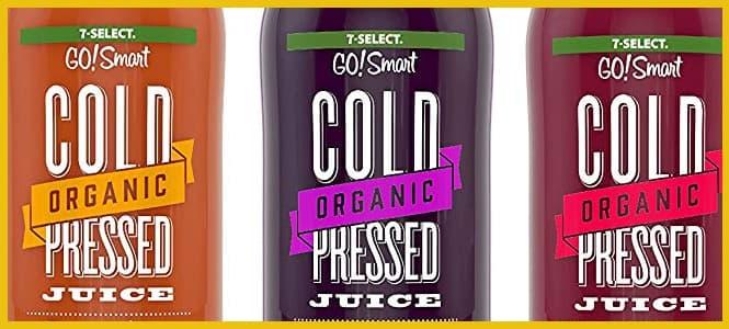 zumos de prensado en frio