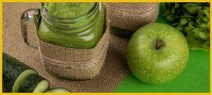 zumos verdes para bajar de peso