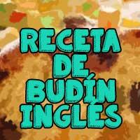 receta de budin ingles tradicional