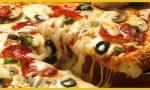 Masa de pizza en licuadora
