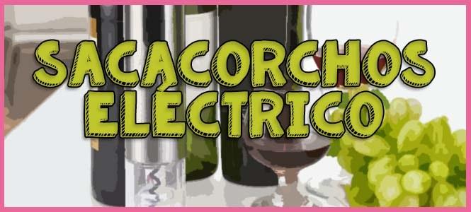Abrebotellas eléctrico