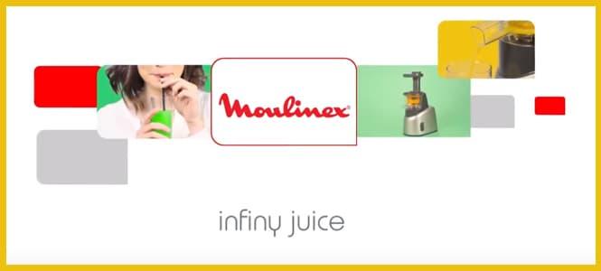 Opinion y precio del Exprimidor Moulinex infiny Juice zu255b