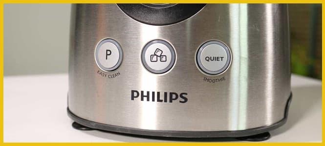 Philips2195, haz todo tipo de batidos con su potencia