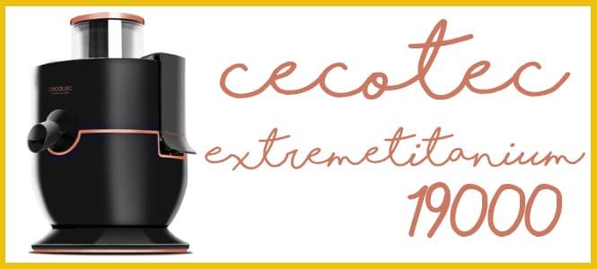 licuadora zumos extreme titanium 19000
