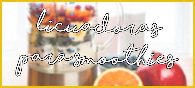 comprar licuadora para hacer smoothies en amazon